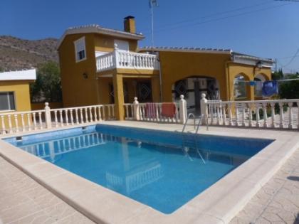 4 bed Villa in Hondon De Las Nieves