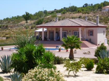 3 bed Villa in Aspe