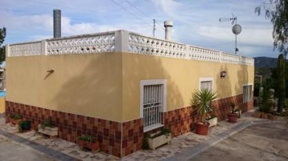 3 bed Villa in Hondon De Las Nieves