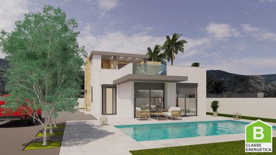 ASPE 3/4 BED  LUXURY NEW VILLAS
