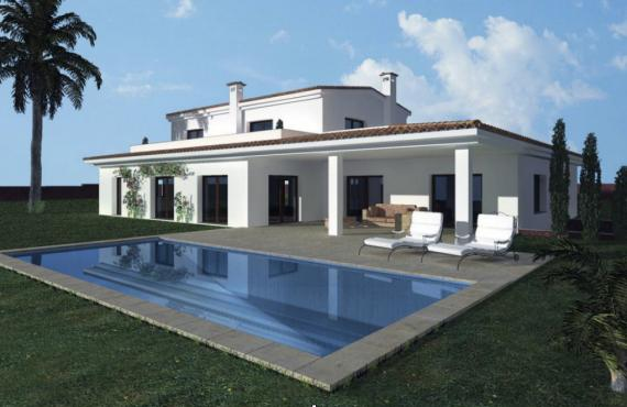PINOSO FABULOUS NEW VILLA