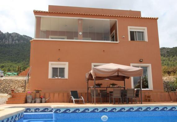 Luxury Villa in Hondon de las Nieves