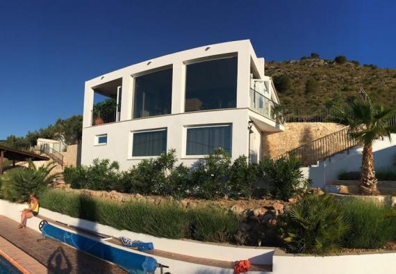 Villa near Salinas, Alicante region for sale