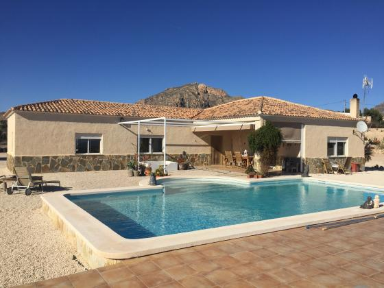 Country villa in Albatera, Costa Blanca south