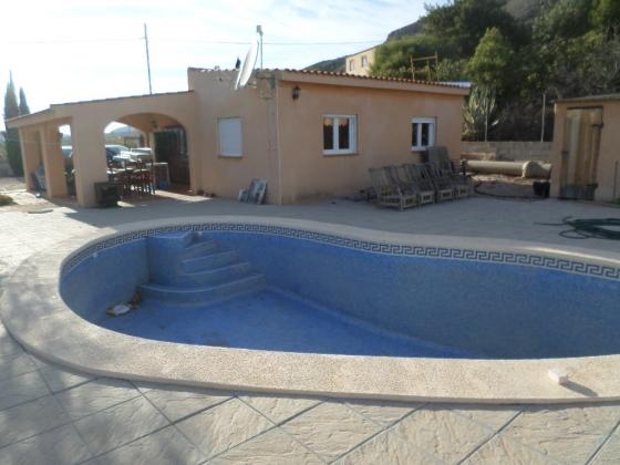2 bed Villa in Hondon De Las Nieves
