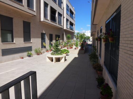 Hondon de las Nieves Apartment