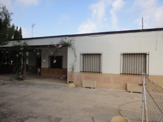 Hondon de las Nieves Bargain Villa