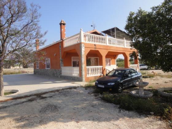Crevillente Villa