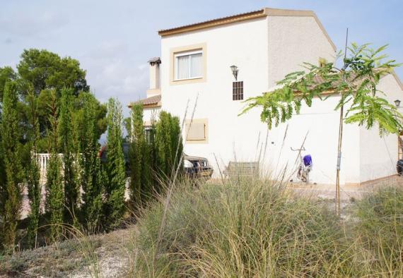 4 bed Villa in Novelda